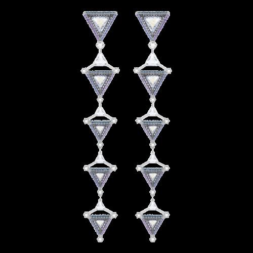 Hologram Earrings