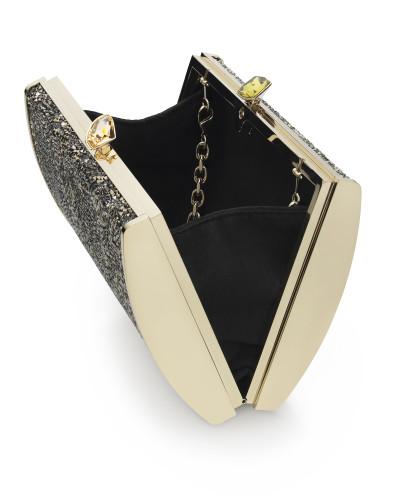 AS by Jason Wu Mosaic Bag Metallic Light Gold