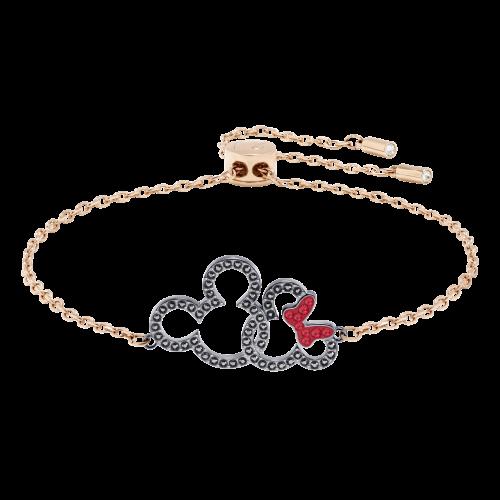 Mickey&Minnie:Bracelet SWAROVSKI 90TH ANNIVERSARY